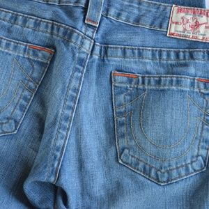 True Religion Men's jeans sz 29 Bobby